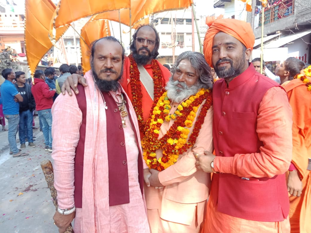 Kumbh 2019 – Free food offered